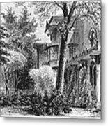 Hartford: Armsear Mansion Metal Print