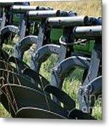 Harvest Time II Metal Print