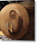 Hat For Sale - Sooc Metal Print