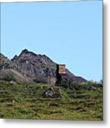 Hatcher Pass Mine Metal Print