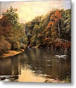 Hatchie River Metal Print by Jai Johnson