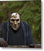 Haunted Goblin Metal Print