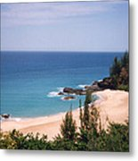 Hawaiian Breeze Metal Print