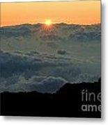 Hawaiian Sunrise Metal Print