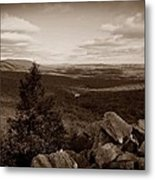 Hawk Mountain Sanctuary S Metal Print