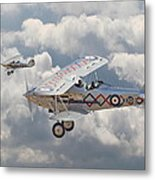 Hawker Demon Metal Print