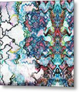 Hazed Dreams Metal Print