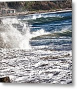 hd 385 hdr - Splash 1 Metal Print