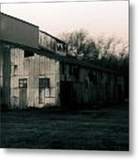 He Ginning Systems Metal Print