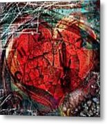Heartbreak Hotel Metal Print