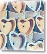 Hearts A Plenty Metal Print