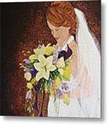 Heather's Special Day Metal Print