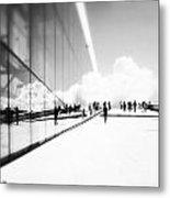 Heavenly Walk In Oslo 3 Metal Print by Marianne Hope