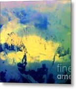 Heaven's Colors Metal Print