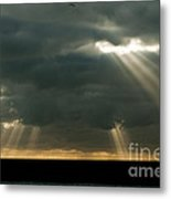 Heaven's Gates Metal Print by Donald Davis