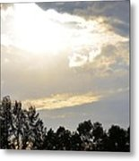 Heaven's Light 2 Metal Print