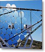 Hegra Gamma Ray Telescope Metal Print