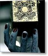 Held So Tightly In My Hand Metal Print