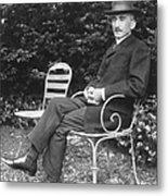 Henri Bergson (1859-1941) Metal Print