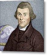 Henry Andrews, English Astronomer Metal Print
