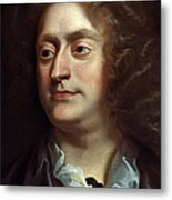 Henry Purcell Metal Print