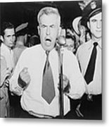 Henry Wallace 1888-1965, 1948 Metal Print