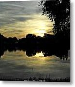 Here Comes The Night 2nd  Metal Print