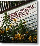 Hereford Lighthouse Lifeboat Metal Print