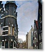 Herengracht 395. Amsterdam Metal Print
