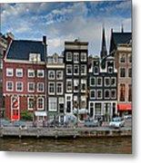 Herengracht 411. Amsterdam Metal Print