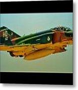 Heritage F-4 Phantom Metal Print