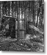 Hermits Hut, 1922 Metal Print