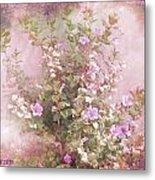 Hibiscus The Flower Of Pride Metal Print