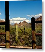 High Chaparral Old Tuscon Arizona  Metal Print