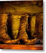 High Fashion Metal Print by Lois Bryan