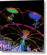 High Flyers Metal Print