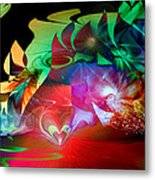 High Hopes Metal Print by Linda Sannuti