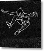 High Jump II Metal Print