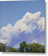 High Park Fire Larimer County Colorado  Metal Print by James BO  Insogna