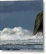 High Surf 2 Metal Print