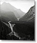 Highway 93a Metal Print