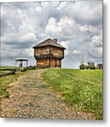 Hill Dweller Metal Print