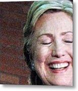 Hillary's Run Metal Print