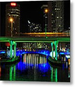 Hillsborough Crossing Metal Print