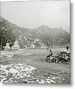 Himalayan Weather Metal Print