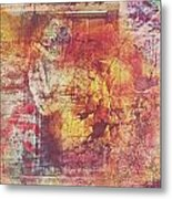 Hippies And The Sun Metal Print
