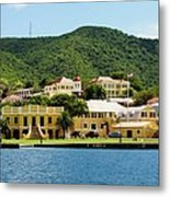 Historic Christiansted Metal Print
