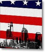 Historic Philadelphia  Metal Print