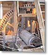 Historic Works Metal Print by