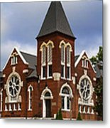 Historical 1901 Uab Spencer Honors House - Birmingham Alabama Metal Print